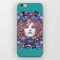 Legend Of The Sea Wolf (… iPhone & iPod Skin