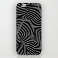 Minimal lines iPhone & iPod Skin