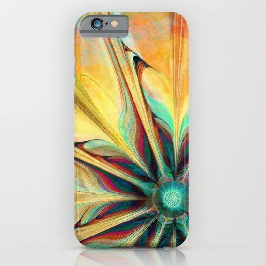 Yellow Flower iPhone & iPod Case