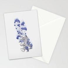 Blossom Run Stationery Cards