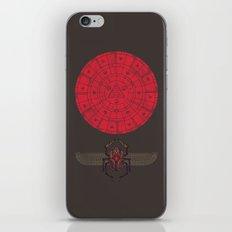 Sacred Sun iPhone & iPod Skin