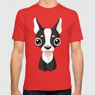 T-shirt featuring French Bulldog by Freeminds