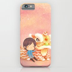 My Pet Lion iPhone 6 Slim Case