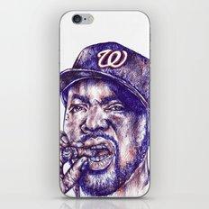 Ice Cube iPhone & iPod Skin