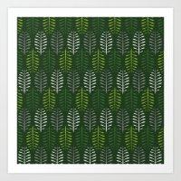 PatternPlay Series - v4 Art Print