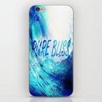 Pure Bliss iPhone & iPod Skin