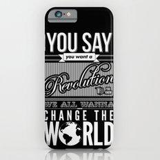 Revolution.  Slim Case iPhone 6s