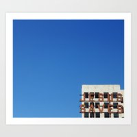 Look Above Art Print