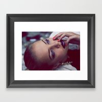 Ilona Framed Art Print