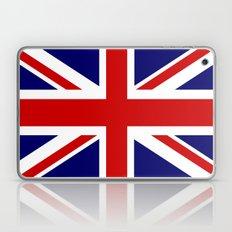 British Union Flag Laptop & iPad Skin