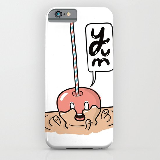 Friends Go Better Together 2/7 - Apple and Caramel iPhone & iPod Case
