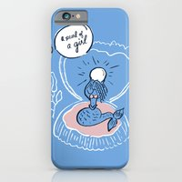 pearl of a girl iPhone 6 Slim Case