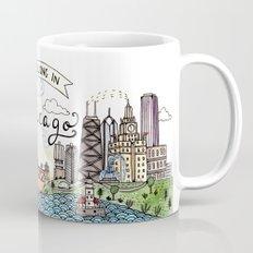 We Belong in Chicago Mug
