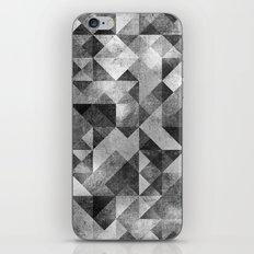 moon matrix iPhone & iPod Skin