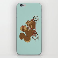 Precious Cargo iPhone & iPod Skin