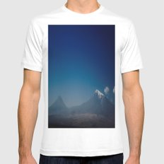 Ararat Mountain  Mens Fitted Tee White SMALL