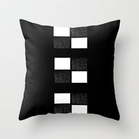 Blocks 4 Throw Pillow