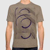 You  Mens Fitted Tee Tri-Coffee SMALL