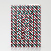 Typoptical Illusion A no.4 Stationery Cards
