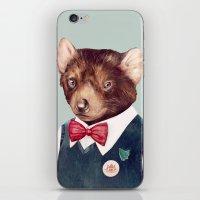 Tasmanian Devil iPhone & iPod Skin