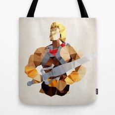 Polygon Heroes - He-Man Tote Bag