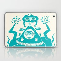 Triangle Head I Laptop & iPad Skin
