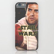 Poe Dameron 1 / The Forc… iPhone 6 Slim Case