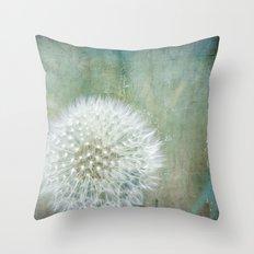 One Wish Throw Pillow