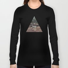Injured Coyote Long Sleeve T-shirt
