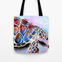 fire shell. Tote Bag