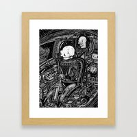 EL CAPITAN Framed Art Print