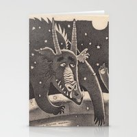 Year of the Dragon Stationery Cards