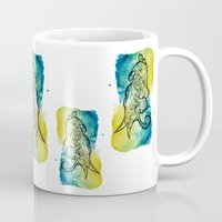 The Rapture. Mug