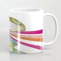 Dinosaur / August Mug