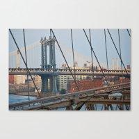 Brooklyn Canvas Print