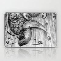 Fish Fall Laptop & iPad Skin