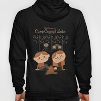 welcome to camp crystal lake Hoody