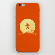 Full Moon iPhone & iPod Skin