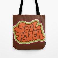 Soul Power Tote Bag