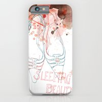 shoes iPhone & iPod Cases featuring shoes by Sabine Israel