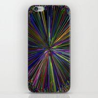 Abstract 3D Art iPhone & iPod Skin