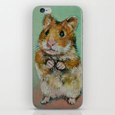 Hamster iPhone & iPod Skin