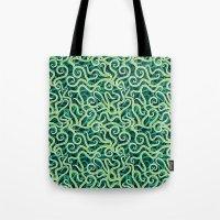 Cephalopod Soup Tote Bag