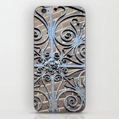 Swirls iPhone & iPod Skin