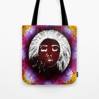 Breathe Kaleidoscope  Tote Bag