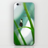Stop And Breathe - A Rem… iPhone & iPod Skin
