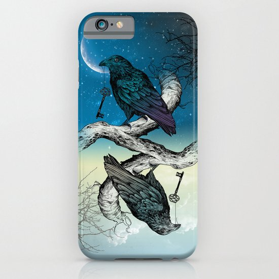 Raven's Key Night+Day iPhone & iPod Case