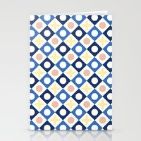 Floor Tile 6 Stationery Cards