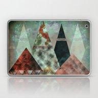 Laptop & iPad Skin featuring Aztec Trees by Ljartdesigns