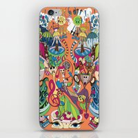 These Sounds Fall Into M… iPhone & iPod Skin
